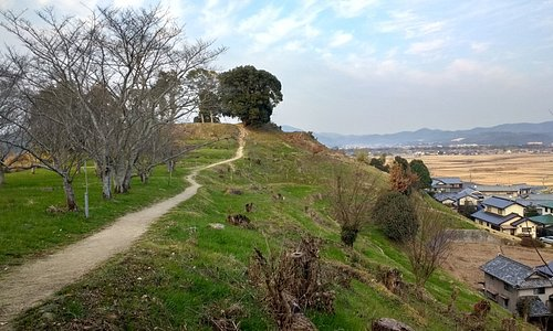 Tsukuriyama burial mound