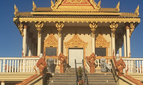 Wat Khmer Temple