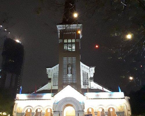 St Francis Church Christmastime