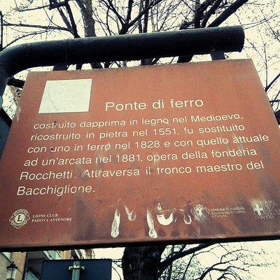 Passerella di San Benedetto / Padova