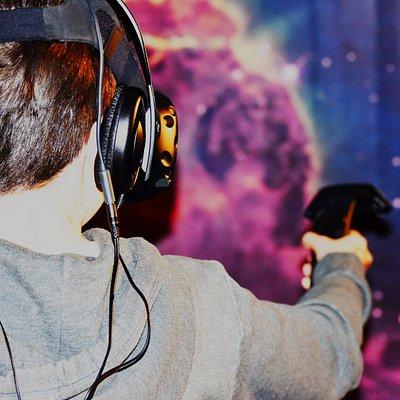 Usando Realidad Virtual en SyncroVr