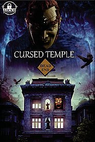 Cursed Temple  - Escape the cursed temple of Prizcosia before the spirit of the evil king gets y