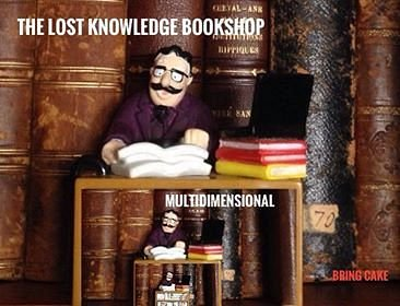 Lost Knowledge Bookshop 16,000 old rare and interesting books