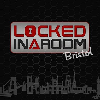 Locked In A Room Bristol Logo