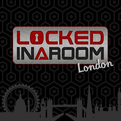 Locked In A Room ExCeL London Logo