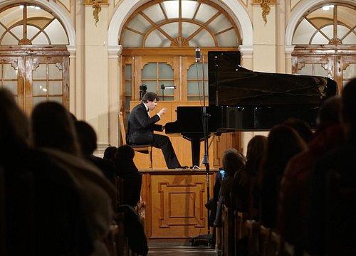 Concert in Lviv Organ hall
