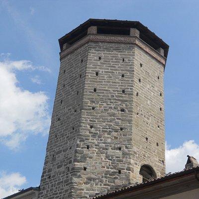 L'antica Torre ad ottagono