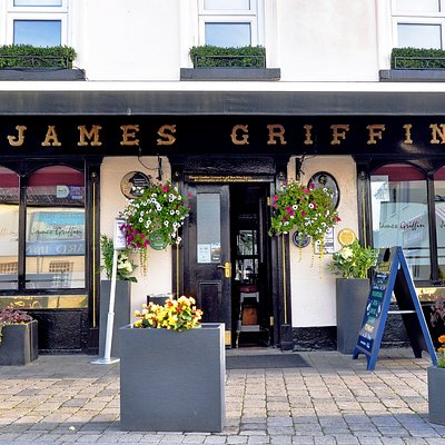 James Grifffin Pub, located at High Street, Trim since 1904