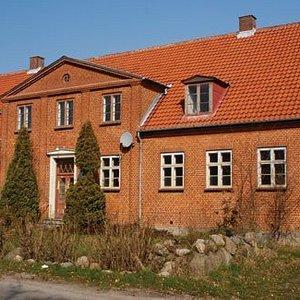 Richard Winthers hus i Vindeby