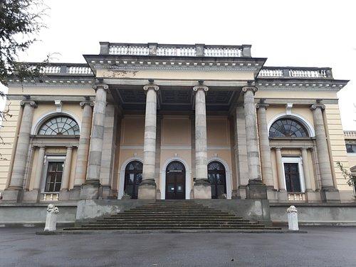 Дворец графини Щербатовой
