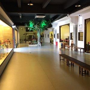 Музей бесплатный. Почти вся информация на китайском.