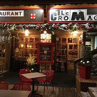 Restaurant Le CroMagnon Méribel