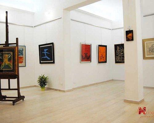 Una bella mostra del 2011 alla galleria Il Melograno