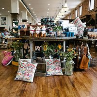 Whimsical, fun and joyful shopping experience for all ages.