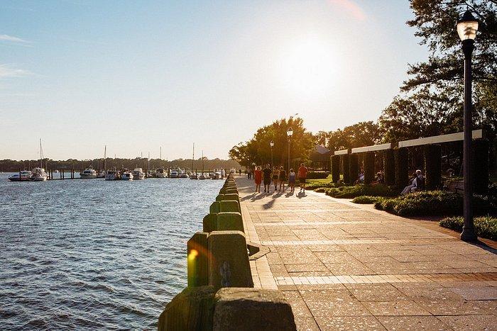 Beaufort's Historical Waterfront Park