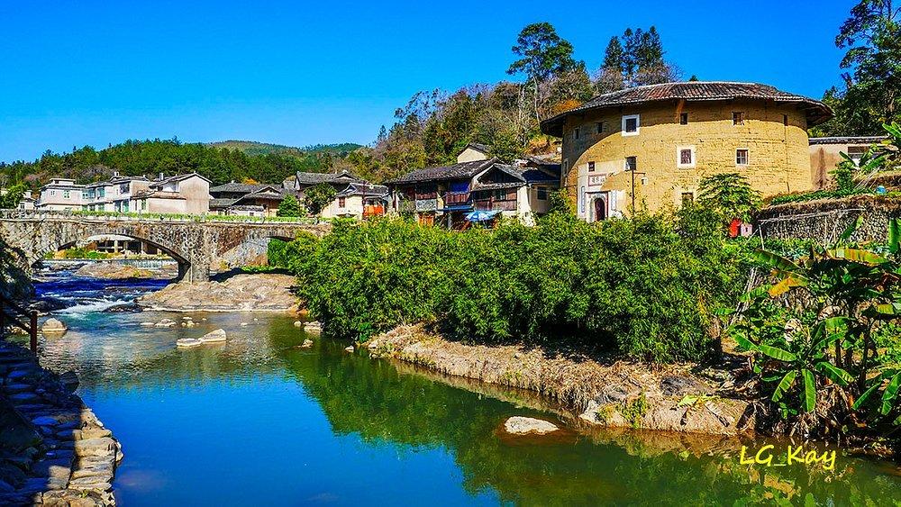 Village compound