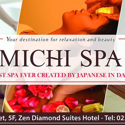 The best spa ever created by Japanese in DaNang