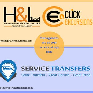 H&L + Click Excursions + Service Transfers = 1 Agency