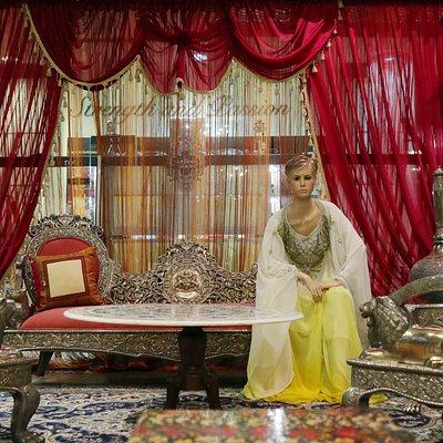 Visit the Billionaire Collection Shop at Saga World