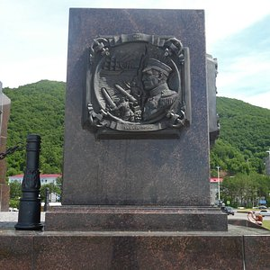 1854 battle of petropavlovsk relief - Zavaiko