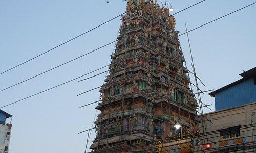 Mandalay, lo Sri Ganesh Temple hindu