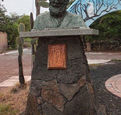Busto Darwin