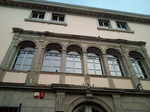 Palazzo Dondi dall'orologio