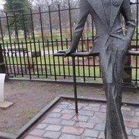 Superb statue.