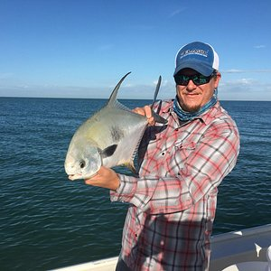 Fishing with Capt. Danny Stasny - Southernaire Fishing Charters