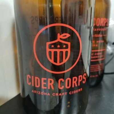 Arizona's first exclusive cider maker and taproom! Veteran owned and operated. Co-owner Jason is
