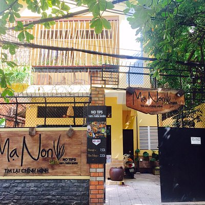 Ma Non Spa is a place of serenity for those who want to experience the rural history of Vietnam.