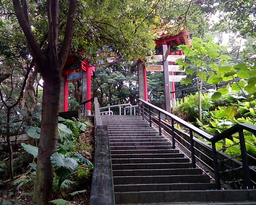 虎頭山公園設施規劃良善