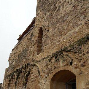 Convento de los Dominicos de Santa Cruz, en Villaescusa de Haro