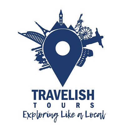 Travelish Tours Logo