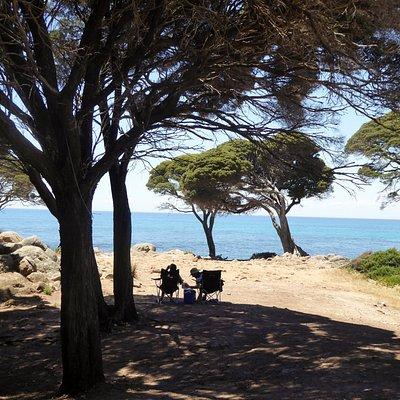 Shelley beach Bunker Bay