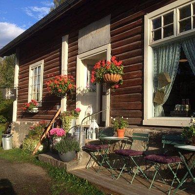Sommer hos Rukkedalen Landhandleri