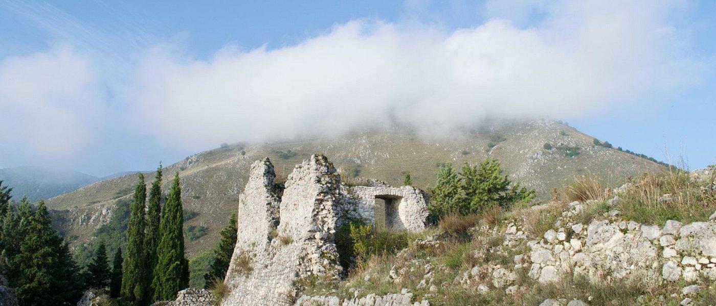 Castello di Civita di Bojano