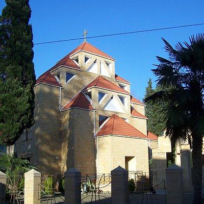 Собор Святого Саркиса в Адлере