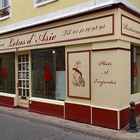 Restaurant Le Lotus d'Asie