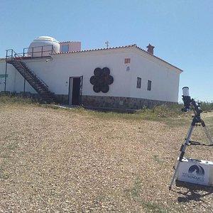 Observatorio Astronómico Monfrague