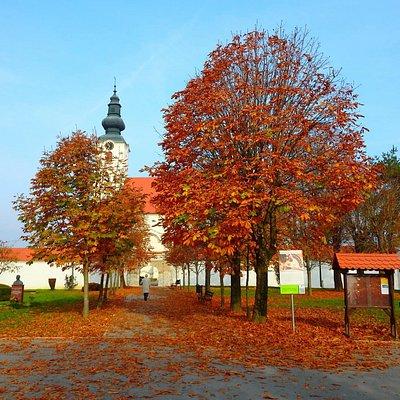 Church of St. Mary of Snow, Kutina, Croatia