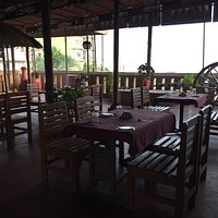 The Seating of the restaurant