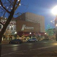 Weavers Department Store Christmas 2017 Lawrence Kansas