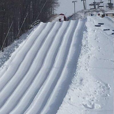 Snowtubing Runs