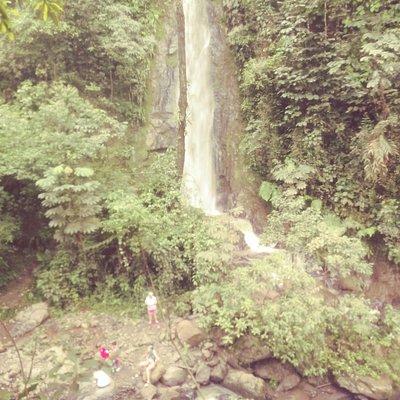3era cascada