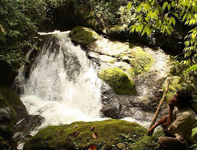 Cascadas del Rio Unpuamkas