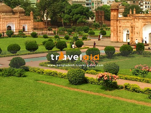 This is lalbagh fort