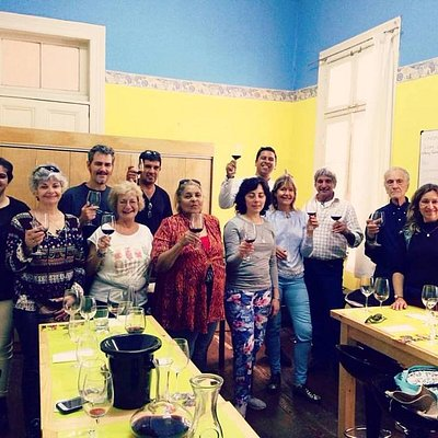 Wine Classes for small and large groups available