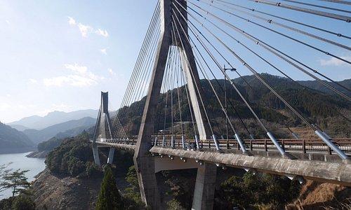 唄げんか大橋の風景
