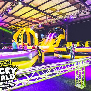 Our Wacky Arena